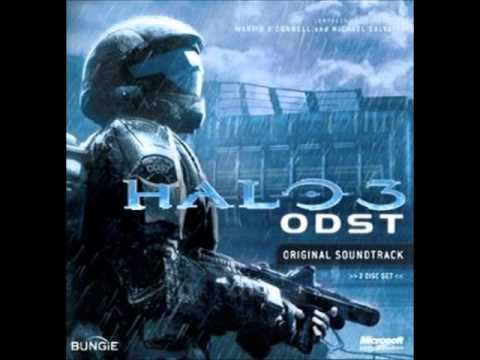 Halo 3 ODST: Original Soundtrack - 04 Rain (Deference for Darkness)