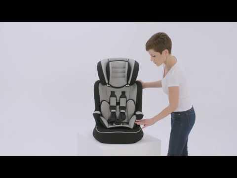 Siège-Auto IMAX - MyCarsit - Groupe 1/2/3 - Vidéo d'installation