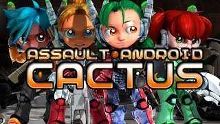 Let's Look At: Assault Android Cactus!