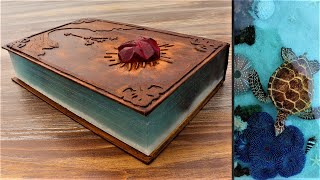 How to Make This Book | Resin Art