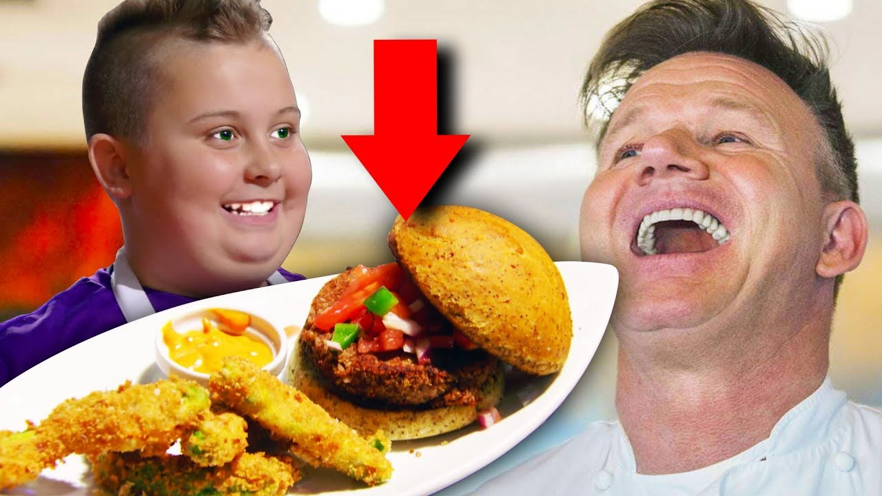 15 Times Gordon Ramsay Actually LIKED THE FOOD! - YouTube