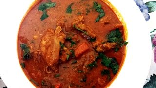Chicken Korma With Vegetables| Indian Style Chicken Curry With A Rich Gravy