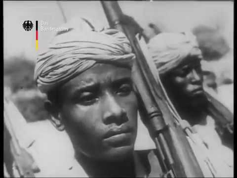 Ethiopia 1956 documentary