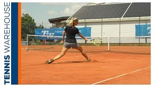 Can you use your hard court shoes for clay court tennis?! Watch to find out!