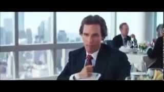 The Wolf Of Wall Street Best Scene - Wall street Leonardo DiCaprio - Best moment of Wall Street