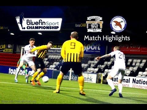 H&W Welders Ballinamallard Goals And Highlights