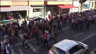 Die Gegendemonstration zum «Marsch fürs Läbe»