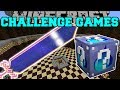 Minecraft: HAUNTED SWORD CHALLENGE GAMES - Lucky Block Mod - Modded Mini-Game