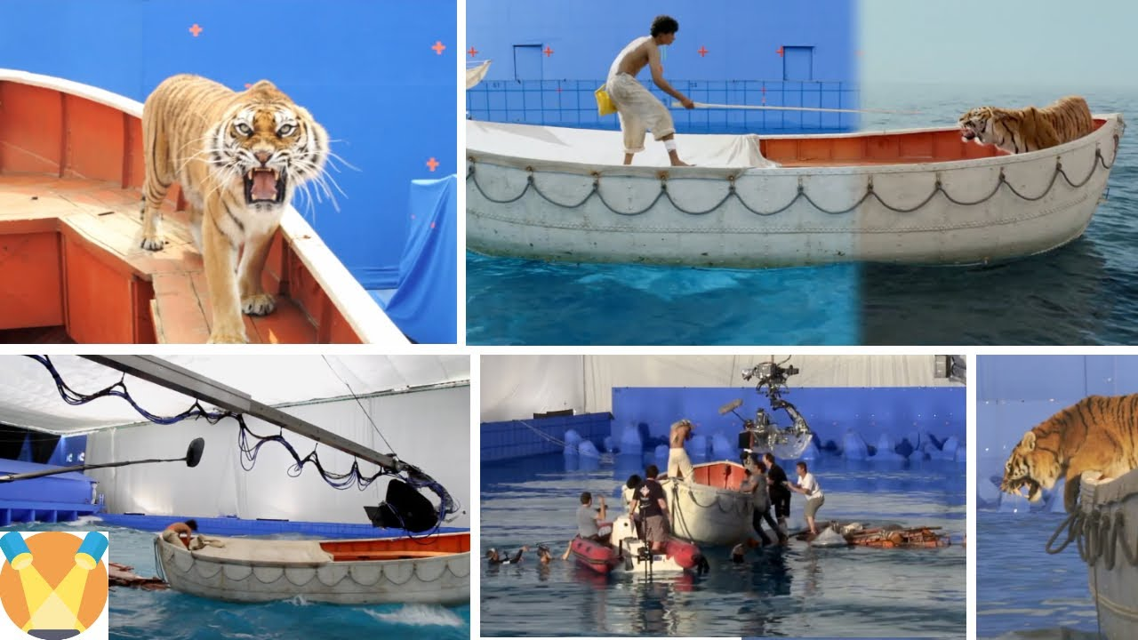Download Life of PI Behind the Scenes - Best Compilation