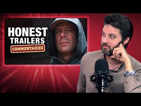 Honest Trailers Commentary - Unbreakable