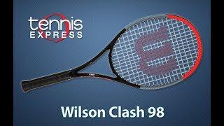 Wilson Clash 98 Tennis Racquet Review | Tennis Express