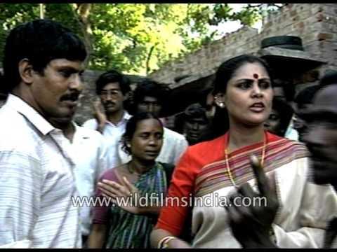 Uma Gajapathi Raju election campaign in Andhra Pradesh