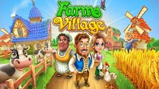 Farm Village: Middle Ages - IOS / Android - HD Gameplay Trailer