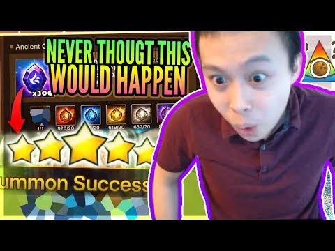 Feed A NAT 5! Get A NAT 5! - BLESSINGS & LD Sparks Day! - Summoners War