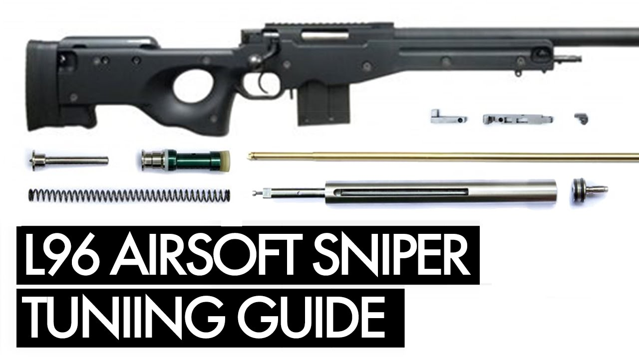 Best airsoft sniper rifle: 2019's expert buying guide airsoft pal.