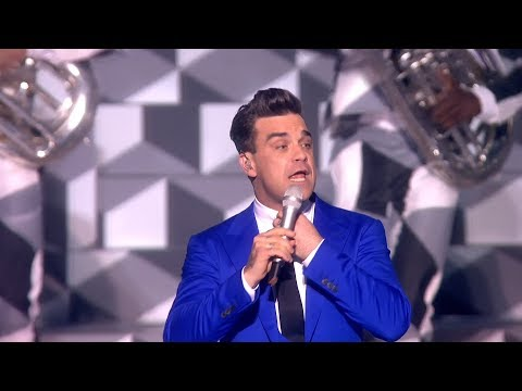 Robbie Williams - Candy (Live at BRIT Awards 2013)