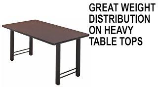 H-base - Table Legs