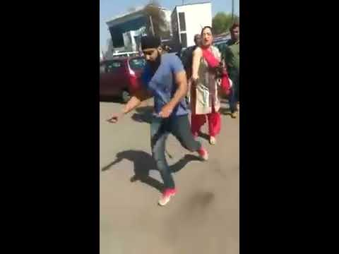 Caught on cam:  Video of Jammu University Professor beating student sparks outrage