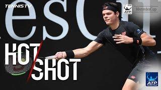 Hot Shot: Raonic