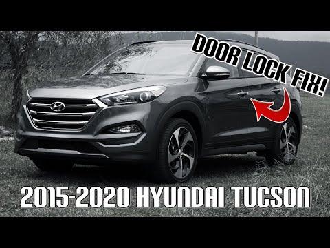 DIY Fix for Non-Opening Hyundai Door Latch (2015-2021)