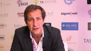 IDCEE 2012: Official interview - Stefan Glaenzer, Founder, White Bear Yard