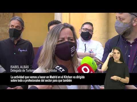 Cinco chefs y un panadero participarán en el evento 'Córdoba Patrimonio Gastronómico' en Fitur