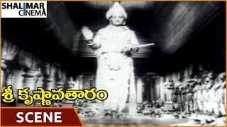 Video Sri Krishnavataram Movie || NTR Angry On Satyanarayana & Shows Vishwaroopam || NTR || Shalimarcinema download MP3, 3GP, MP4, WEBM, AVI, FLV November 2017
