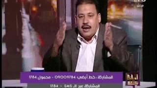 منسق حملة تمرد ضد البرلمان يدخل فى مشادة ساخنه بسبب فساد الوزراء فى مصر