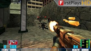 Sin Gold (1998) - PC Gameplay / Win 10
