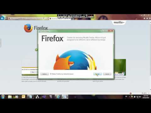 How to download Mozilla Firefox on Windows 7