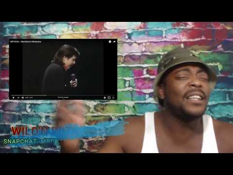ALL NEW BILL HICKS MANDATORY MARIJUANA|REACTION THIS GUY IS FUNNY NEED A LAUGH? music