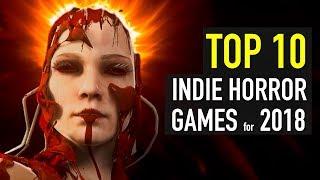 Baixar Top 10 Scariest Horror Indie Games Coming in 2018