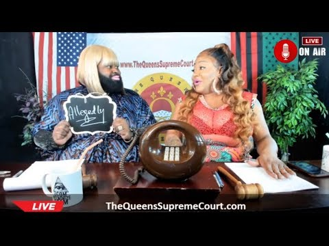 "Ts Madison + Guardini  ""The Queens Supreme Court"" Live STREAM 2.25.19"