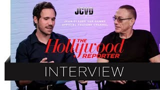 The Hollywood Reporter // Interview // Jean-Claude Van Damme