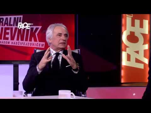 Vahid Halilhodžić u CD-u: Moje prezime je bilo predugo za Beograd...