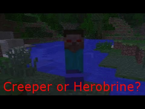 how to get a creeper head in survival