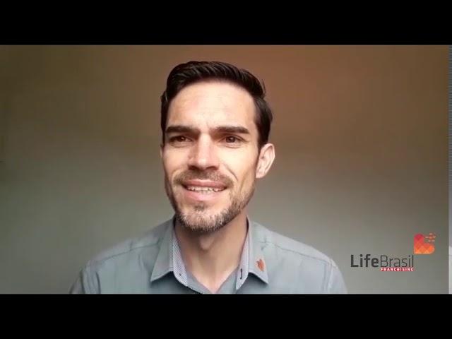 Franqueado Life Brasil Franchising - Ederson Engler