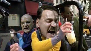 Hitler's Orange Mocha Frappuccino
