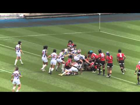 Japan Women v Kazakhstan Women highlights (ARWC Rd 2)