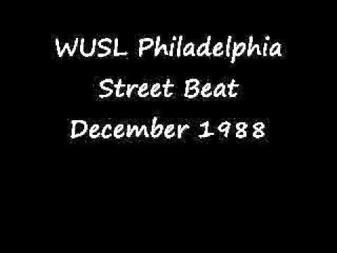 WUSL Street Beat December 1988