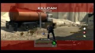 MW2 - Top 10 throwing knife kills(part 2)