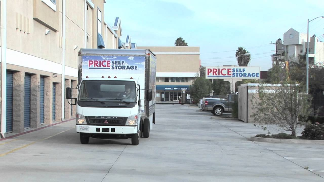High Quality ... Price Self Storage National Blvd Culver City ...