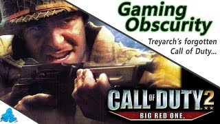 Call Of Duty 2 Big Red One Gaming Obscurity
