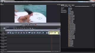 Как разделять сцены замедлять и ускорять видео в программе MAGIX Movie Edit Pro урок 2(Группа вконтакте https://vk.com/club77361614 Как вырезать отдельный участок видео MAGIX Movie Как замедлять видео в програм..., 2013-12-02T10:52:26.000Z)