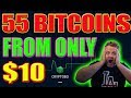 Get 10 Dollar in Bitcoin, Litecoin, Dogecoin within 4 minutes! (Cryptocurrency Tutorial)
