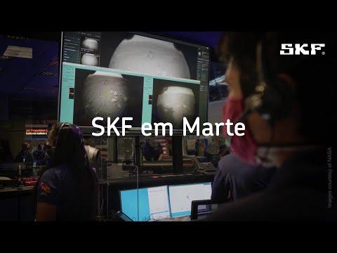 SKF... também em Marte