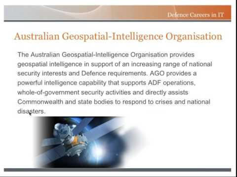 Australian Public Service ICT Careers In Defence