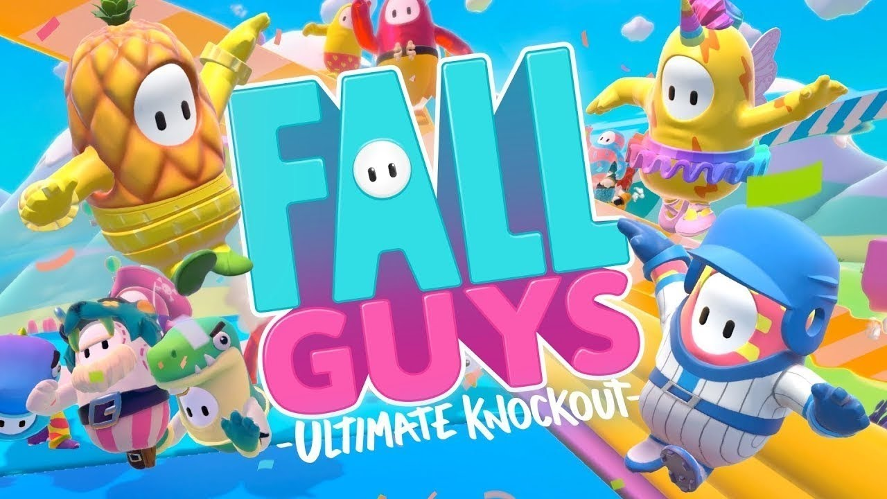 Fall Guys: Ultimate Knockout Да поможет мне РАНДОМ!