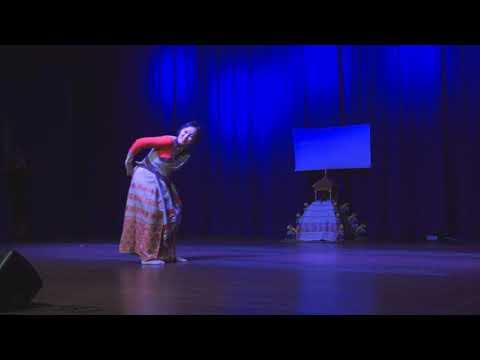 NAAM (New Jersey) ~  Moushumi Phukan's Bihu Dance ~ Dec 2nd, 2017