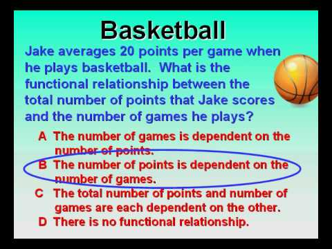 Identify Independent And Dependent Variables Youtube